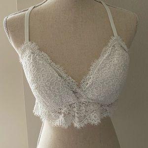 Aerie L lace bralette